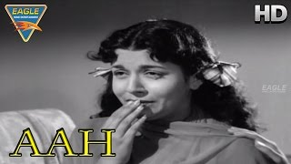 Aah Hindi Movie || Nargis Went Out From House || Raj Kapoor, Nargis || Eagle Hindi Movies