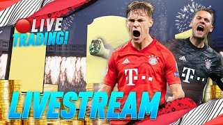 LIVE TRADEN 🔥🔥🔥 TEAM of the Groupstage FIFA 20 LIVESTREAM