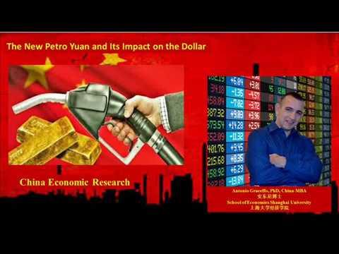 China's Petro Yuan Lecure