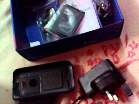 Nokia 603 unboxing