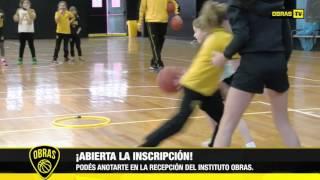 Escuelita de Basket (13-06-2017)