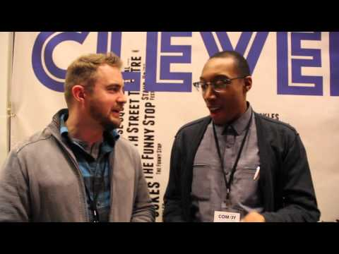 Steve Guy Interviews Contest Finalist John Bruton