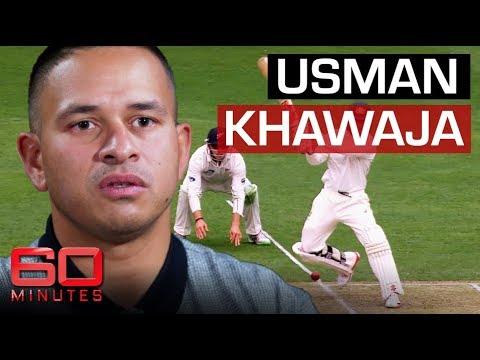 When Ussie met Rachel - Australia's first Muslim test cricketer Usman Khawaja | 60 Minutes Australia