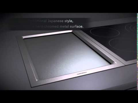 frigidaire gallery 36 electric cooktops with downdraft