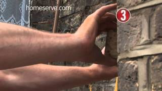 How To Repair Damaged Brick Work