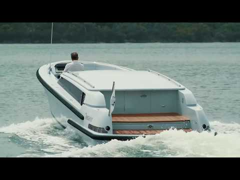 Vikal - Secret Limousine - Luxury Tenders Super yacht