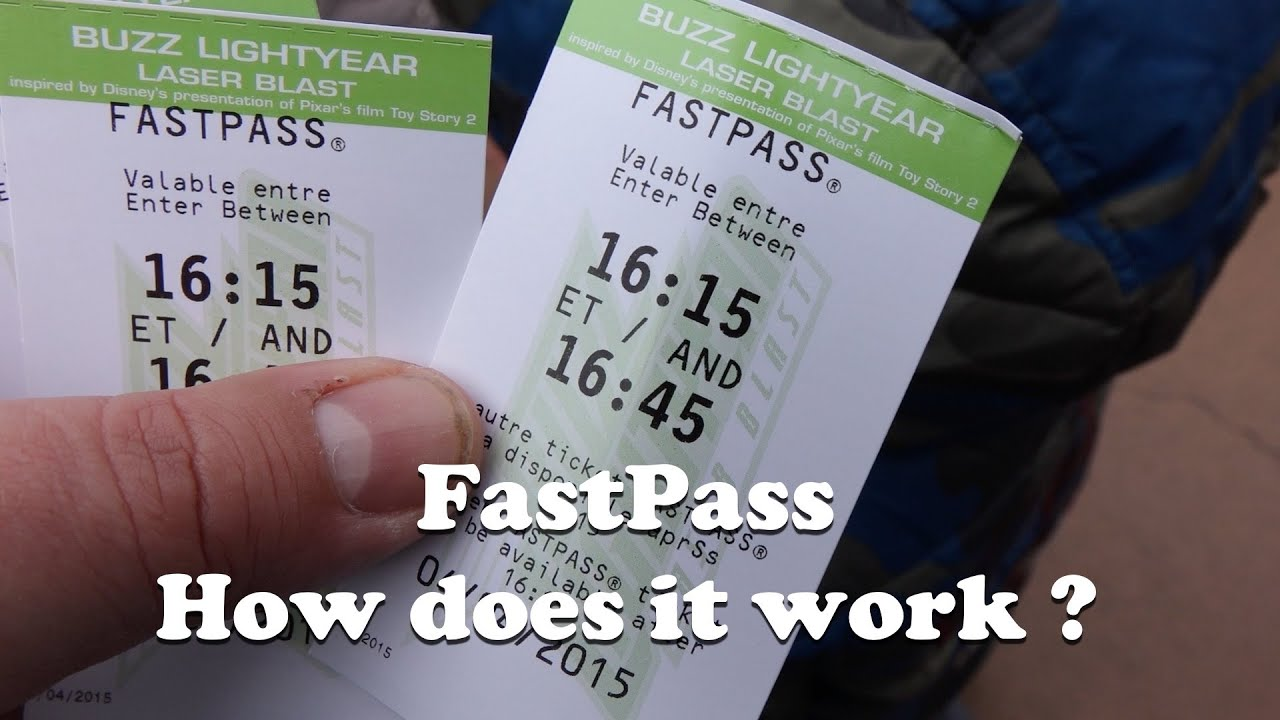 What is a Disneyland FastPass? It is a ticket for a specific attraction, show, or experience that allows park guests to skip the line and go into an express line to experience the fun faster. FastPass tickets are available at the most popular attractions. This ticket can be obtained at distribution machines located at the entrance to the attractions.