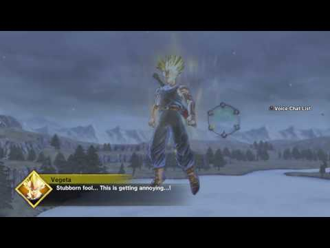 Dragon Ball Xenoverse 2 - Parallel Quest #89 Super-Super Ultimate Series of Battles!