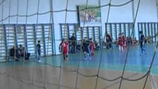 Пологи-Мелитополь. Мини-футбол. Безумный гол от Арсена