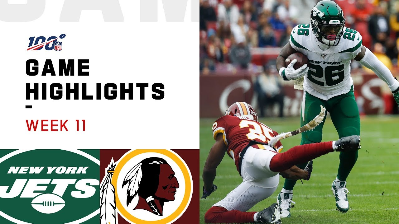 How to Watch Jets vs. Redskins