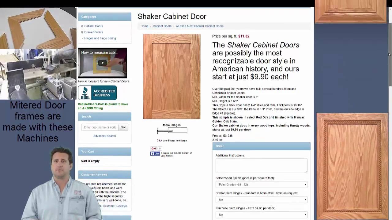 Buy Doors Online How To Buy Top Quality Kitchen Cabinet Doors Online
