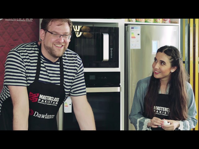 Get Set Cook with Dawlance and George - Grilled Mutton