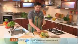 Как приготовить кукурузу за 5 минут