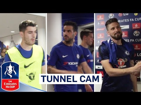 Inside Access as Chelsea Overcome Saints! | Chelsea 2-0 Southampton Tunnel Cam | Emirates FA Cup