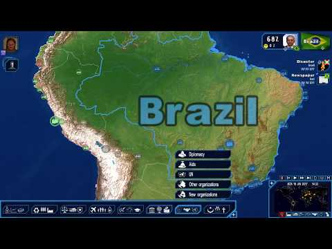 """Geopolitical Simulator 4 - A """"Neoliberal Approach"""" to Brazil Ep. 2 Austrian vs. Chicago Schools"""