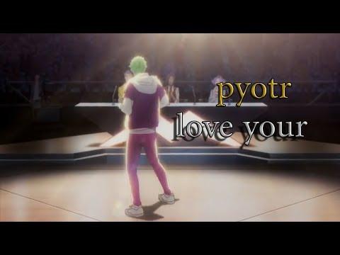 "Pyotr Sings ""Love Yourself""   Carole & Tuesday"