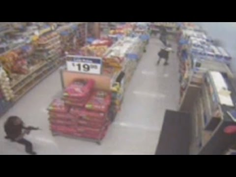 No Charges in Ohio Police Killing of John Crawford as Wal-Mart Tape Contradicts 911 Caller's Account