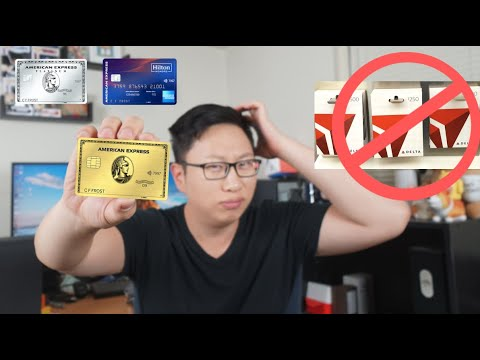 GOODBYE Amex Airline Credit Gift Cards. Now What? (Amex Platinum, Amex Gold, Amex Hilton Aspire)