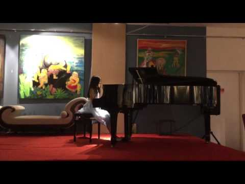 Thao Nguyen Piano: Chopin Nocturne In C Sharp Minor