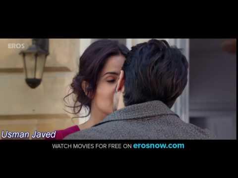Katrina Kaif's HOT kiss in Baar Baar Dekho...