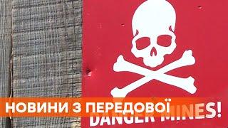На линии фронта боевики несколько раз обстреляли украинские позиции