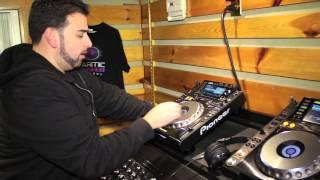 DJ Lenny Fontana Beat Mixing with Cdj 2000 Nexus  Episode 1
