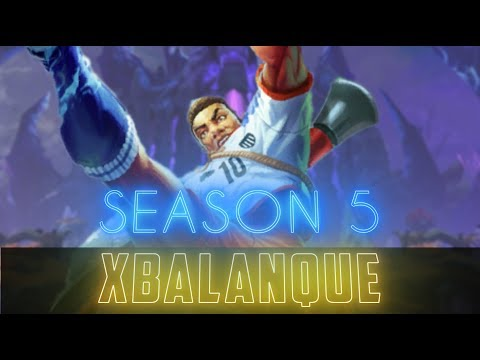 Xbalanque #1: PTS  Xbalanque Is Meta Once Every Blue Moon