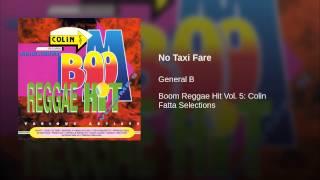 No Taxi Fare