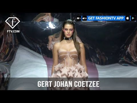 South Africa Fashion Week Fall/Winter 2018 - Gert Johan Coetzee | FashionTV