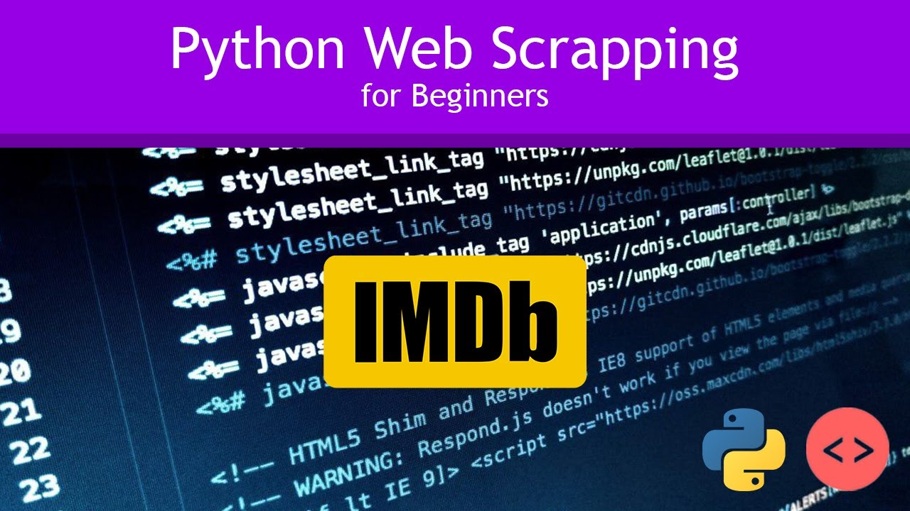 Python Web Scrapping For Beginners