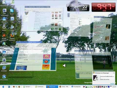Desktop 3D - Muito Massa