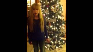 Brea Fournier~I saw Mommy Kissing Santa Claus