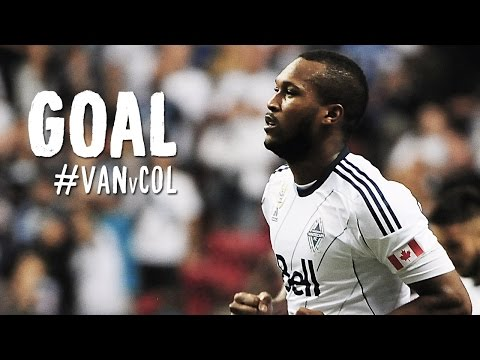 GOAL: Kendall Waston powers a header in past Clint Irwin | Vancouver Whitecaps vs. Colorado Rapids