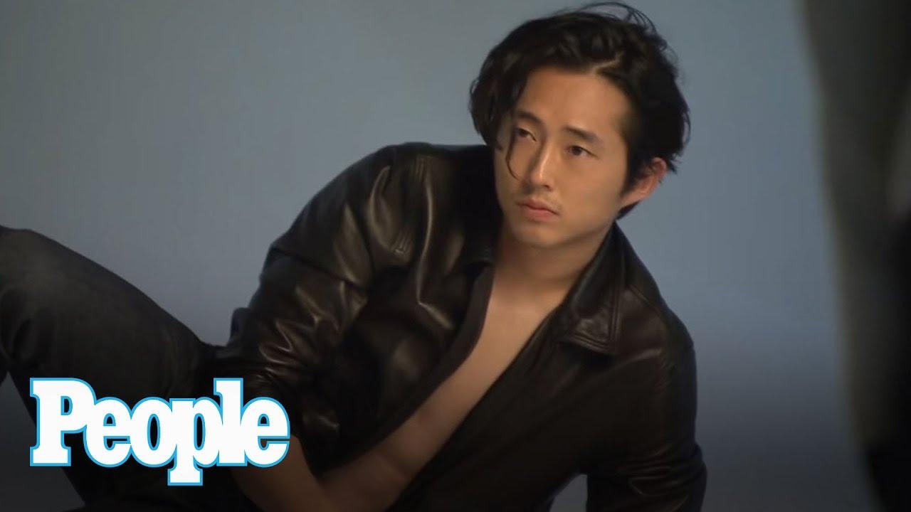The Walking Dead's Glenn - Shirtless! | People