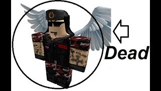 The 2 Dead ROBLOX Users