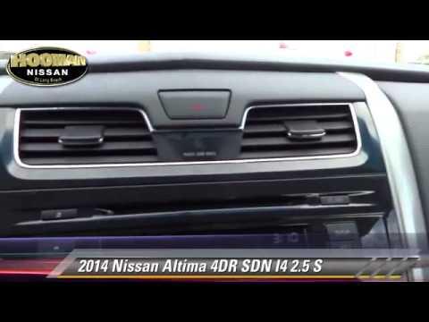 2014 Nissan Altima 2 5 S Long Beach Gardena Downey