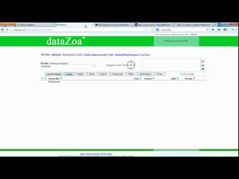 Using dataZoa with Federal Reserve Bank of Boston Data