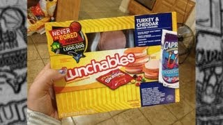 How Oscar Mayer and Kraft Used Salt, Fat and Sugar to Hook Kids on Lunchables
