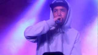 Action Bronson - Elimination Chamber ft/ Earl Sweatshirt (Live 3-15-2013)