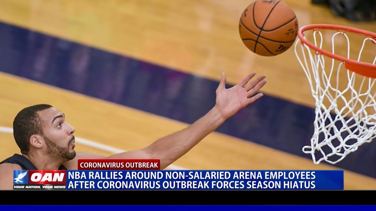 NBA rallies around non-salaried arena employees after coronavirus outbreak forces hiatus