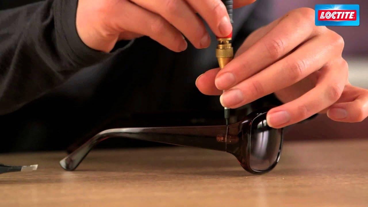 Quer saber como consertar seus óculos de sol  - YouTube 6079aef5f9