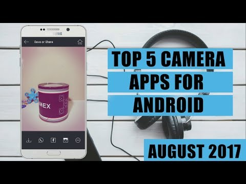 Best Camera Apps For Android 2017 🔥🔥🔥