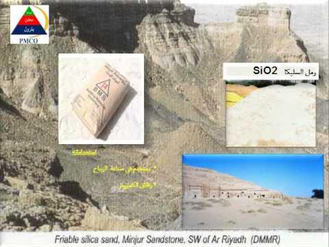 SAUDI ARABIA  MINERAL INDUSTRY