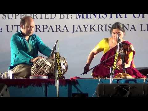 Kala Ramnath-Chaiti:: Tabla Abhijit Banerjee