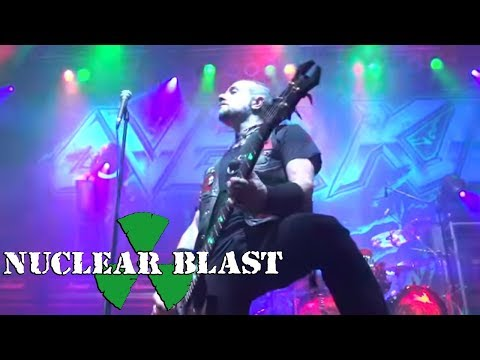 OVERKILL - Hammerhead (OFFICIAL LIVE VIDEO)