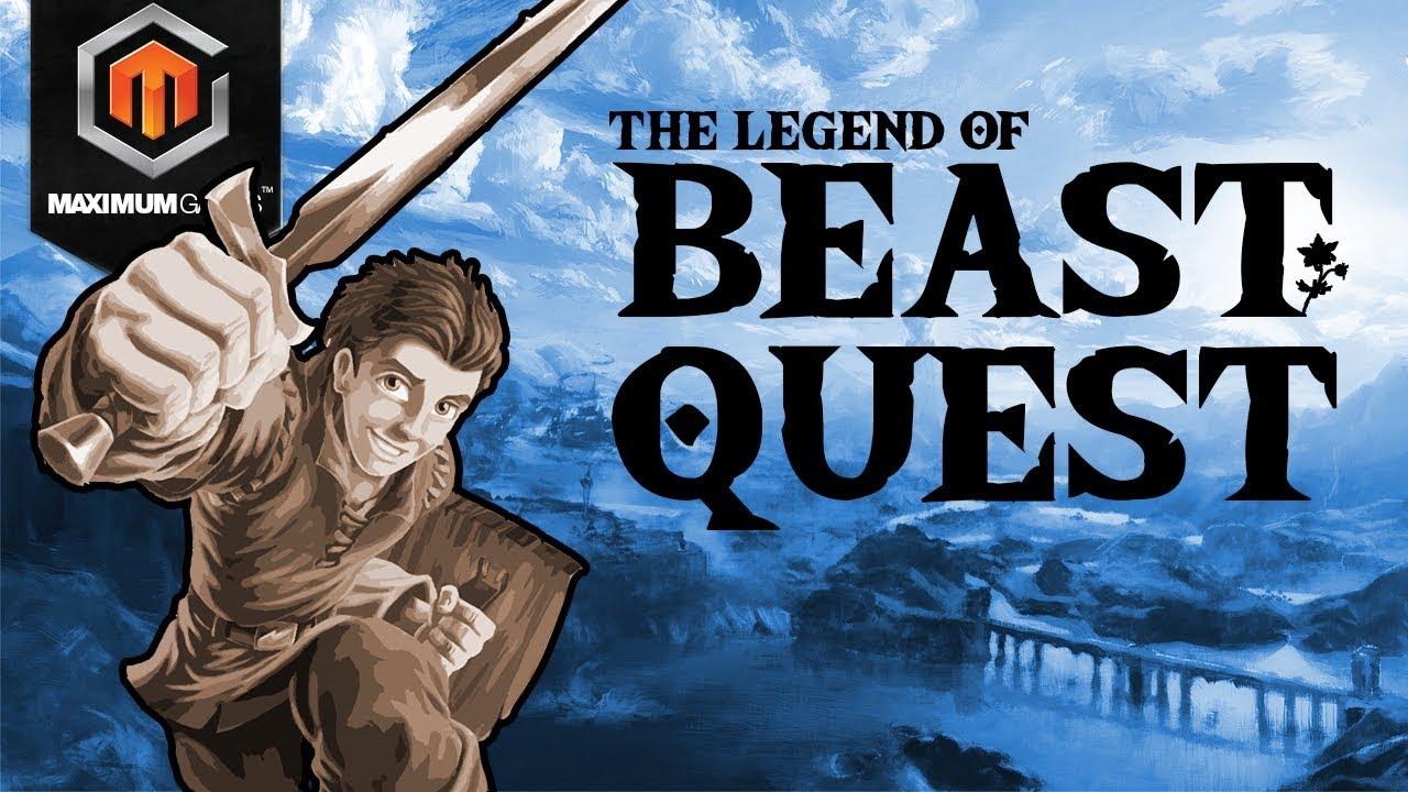 quest of the child  die einfallslose beast quest  youtube