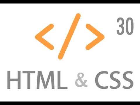 Intro To HTML And CSS Part 30 - Finishing Our Website
