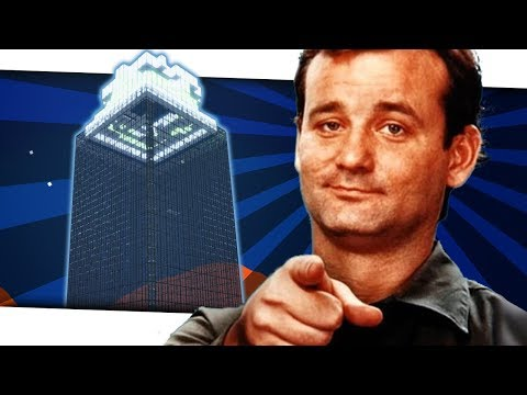 Bill Murray Block - Skytropolis