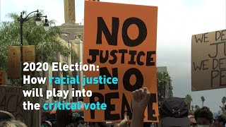 The impact of the Black Lives Matter protests on the 2020 election
