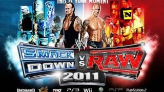Smackdown vs Raw 2011 All Characters